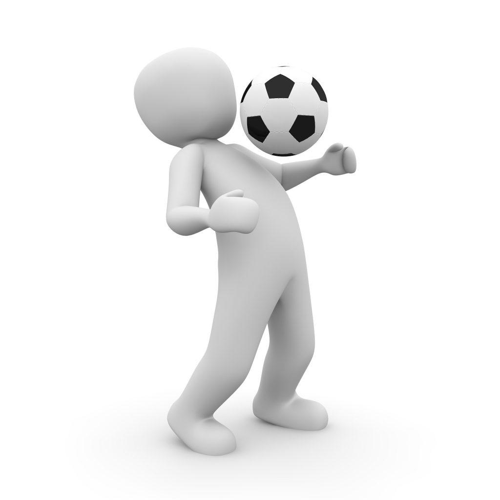 מתיחה במפשעה כדורגלנים